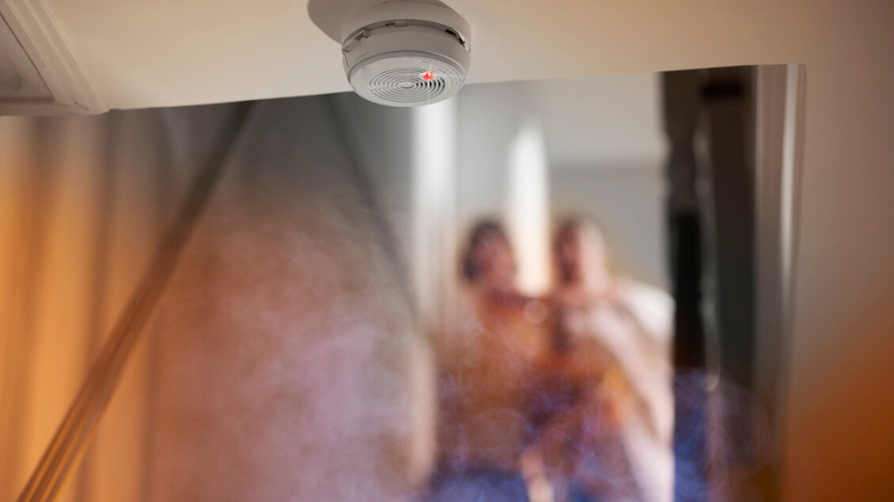 smoke and carbon monoxide detection